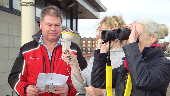 Eastbourne Marina Safety Weekend - 14th April 2018