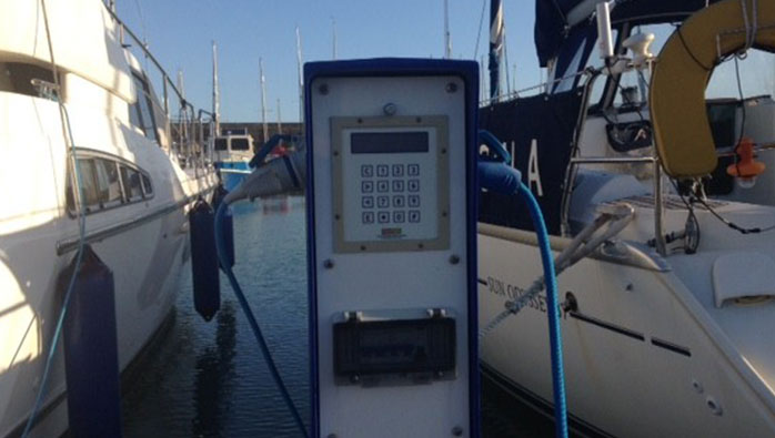 Electricity Upgrade at Brighton Marina