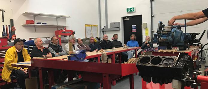 Chichester Winter workshop