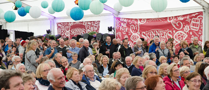 Falmouth festival season starts
