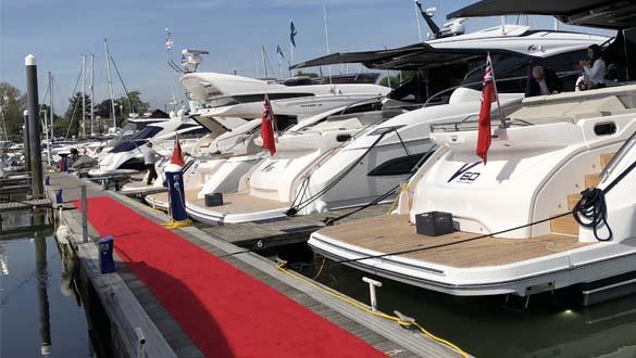 British Motor Yacht Show 2019