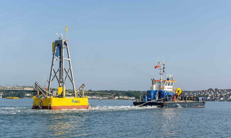 Falmouth Notice to Mariners No 22 of 2019 Prototype Energy Device