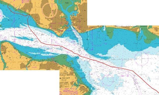 Survey areas N54-18