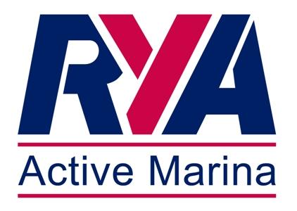 RYA Active Marina Logo