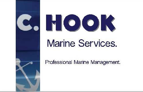 C Hook Marine Services Logo
