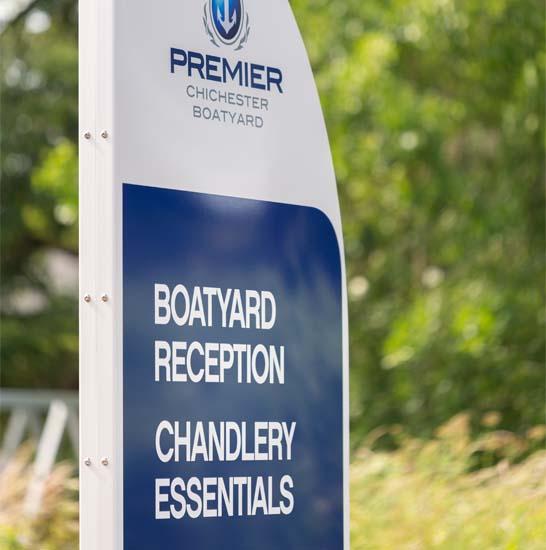Chichester Essentials Chandlery | Premier Marinas