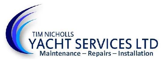 Tim Nicholls Yacht Services Logo