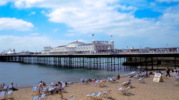 Visit Brighton Pier