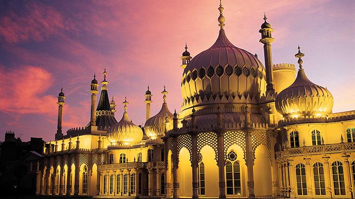 Visit Brighton's Royal Pavilion Museum