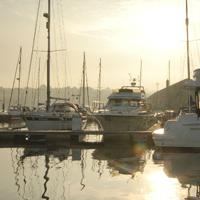 Falmouth Marina Icon
