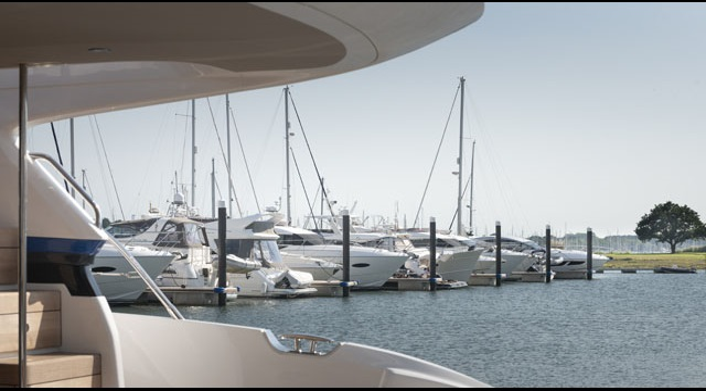 Boatyard Services at Premier's 9 South Coast Marinas and Boatyards