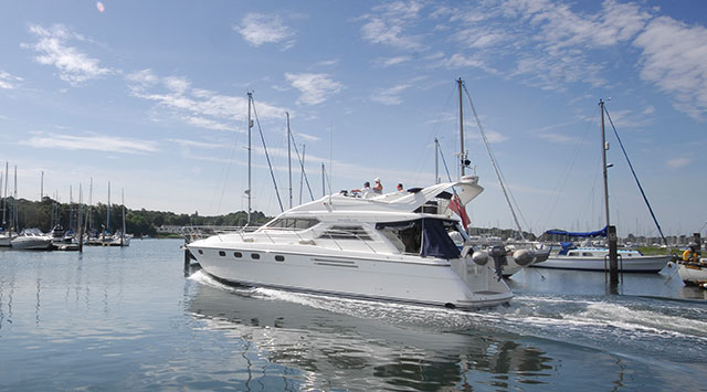 Summer Monthly Berthing at Premier's 9 South Coast marinas