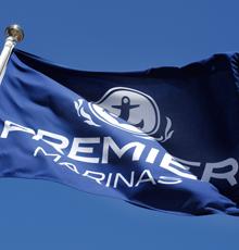 Premier Marinas Flag