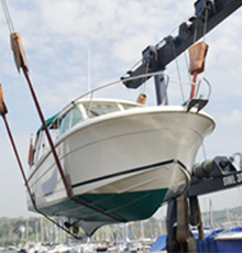 Boatyard services Falmouth