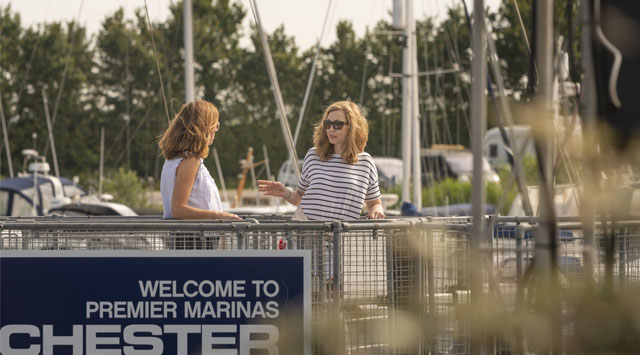 Refer a Friend into any of Premiers' South Coast marinas and you could both save £500!