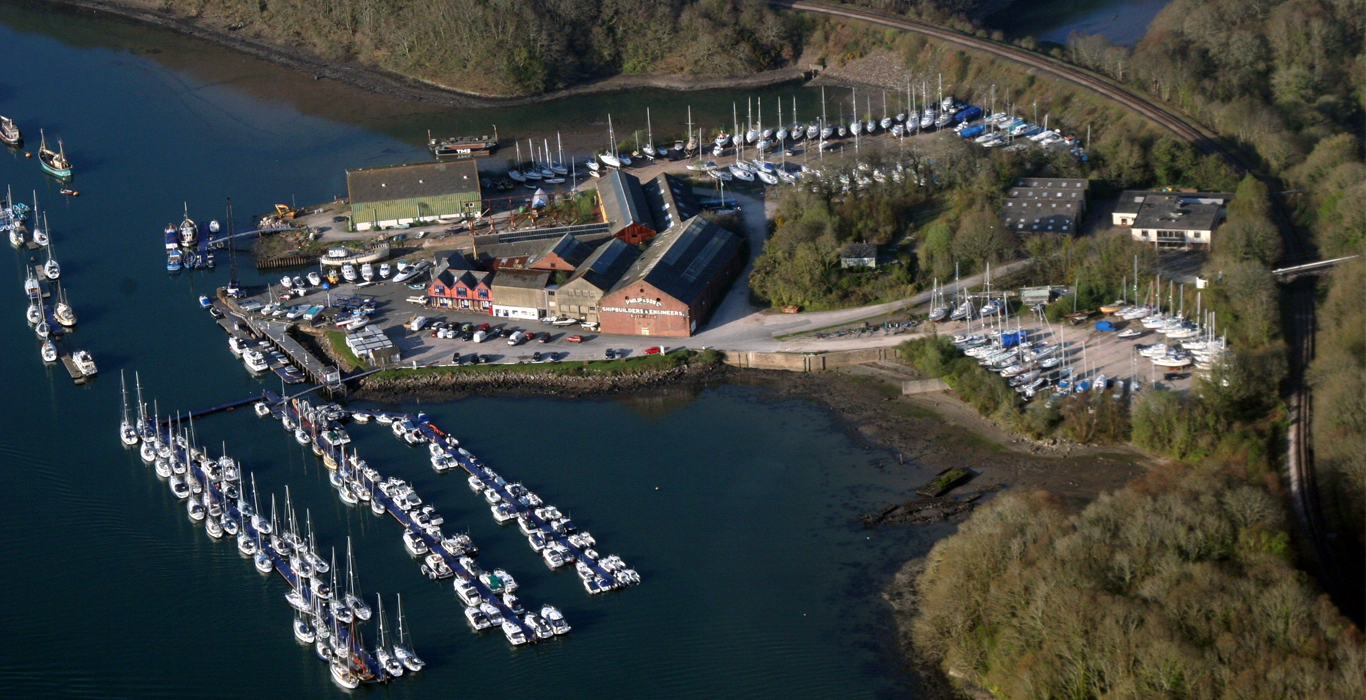 Premier acquire Noss marina on the Dart river