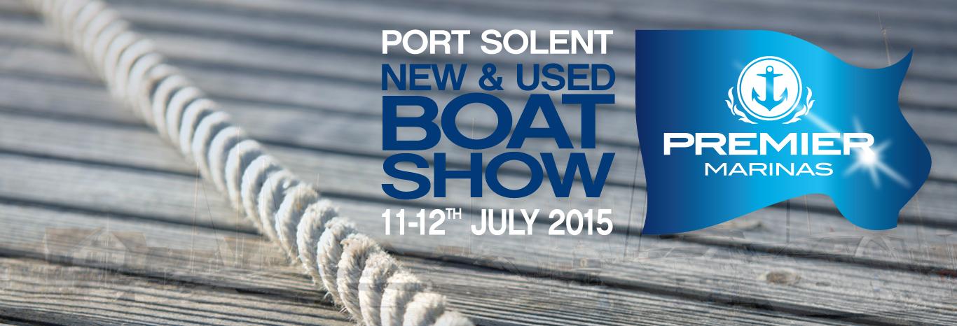 Port Solent Boat Show 2015