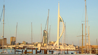Gosport Marina Portsmouth Harbour