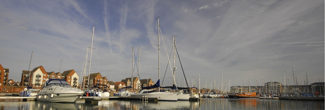 Sovereign Harbour, Eastbourne Marina
