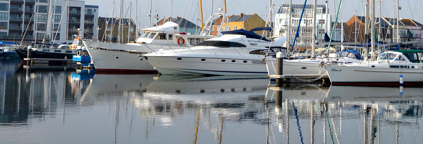 Sovereign Harbour, Eastbourne Marina