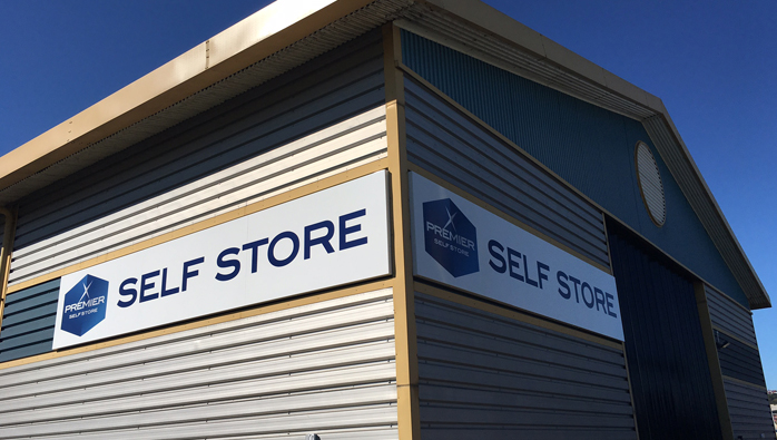 Port Solent Self Store Facility