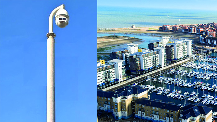 Eastbourne Security Upgrades