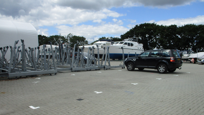 Chichester Marina Car Spaces