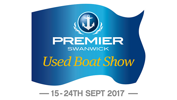 Premier Marinas' Used Boat Show 2017 at Swanwick Marina - 15-24 September 2017.
