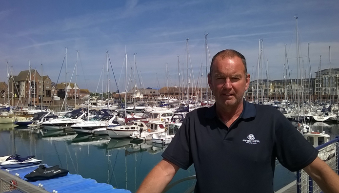 New Staff Member At Sovereign Harbour