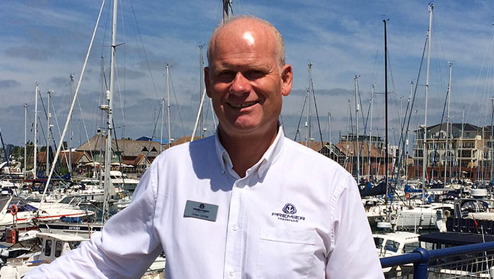 Julian Goldie, Eastbourne's new Duty Manager
