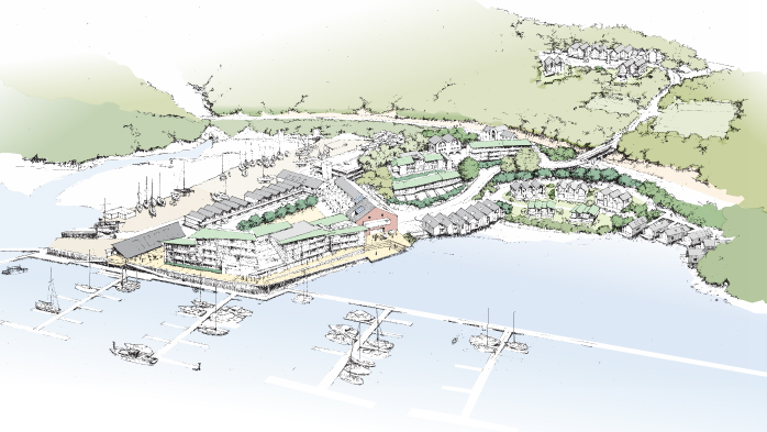 Noss on Dart's redevelopment planning application submitted