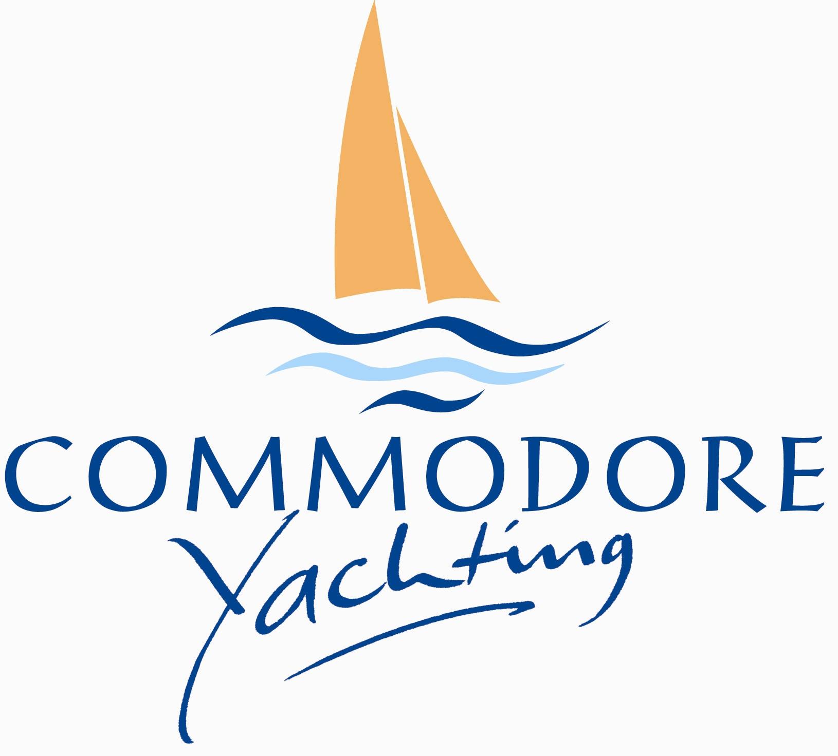 Commodore Yachting Logo