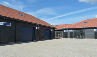 First class facilities at Chichester Marina's brand new Boatyard