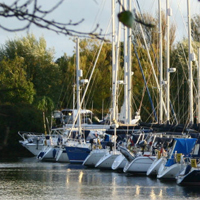 Chichester Marina Icon