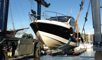 Boatyard seasonal offers