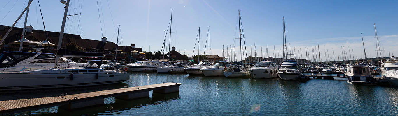 Choose from Annual or Summer Monthly Berthing at any of our Premier marinas