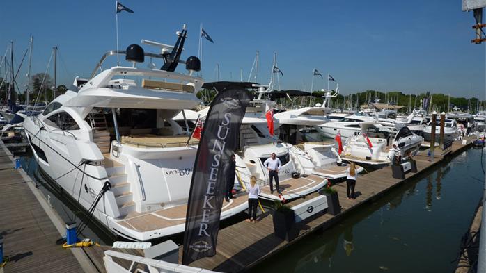 British Motor Yacht Show 2015