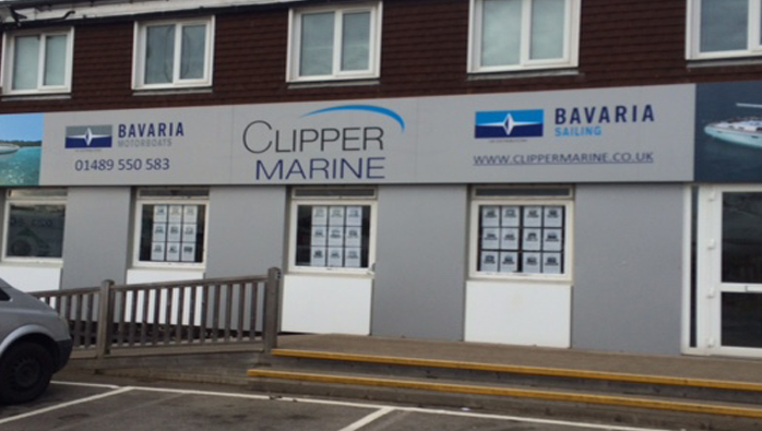 Clipper Marine Offices In Swanwick